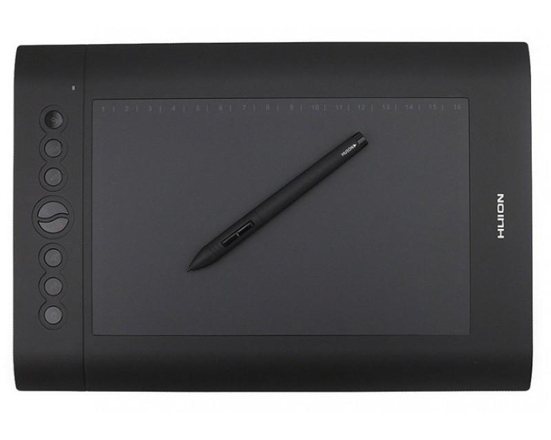 Графический планшет Huion H610 Pro в Украине | Цена | Купить